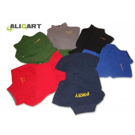 Polary reklamowe z haftem, na każdej bluzie max trzy hafty w cenie, komplet  3 polary