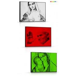 Wyświetlacz kościelny, wyświetlacz pieśni kościelnych 100x132cm
