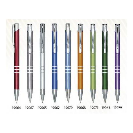 Długopis metalowy Kalipso z grawerem laserowym
